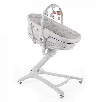 Cadeira de Descanso Chicco Baby Hug Glacial 4 in 1
