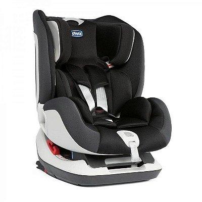 Cadeirinha para Carro Chicco Seat Up Jet Black Isofix 0 a 25kg