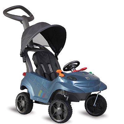 Carrinho de Passeio Smart Baby Comfort Bandeirante Azul