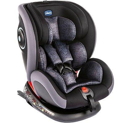 Cadeirinha Para Carro Chicco Seat4Fix 360º 0 a 36 Kg Graphite