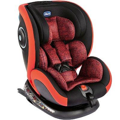 Cadeirinha Para Carro Chicco Seat4Fix 360º 0 a 36 Kg Poppy Red