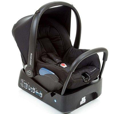 Bebe Conforto Maxi Cosi Citi com Base Nomad Black Preto
