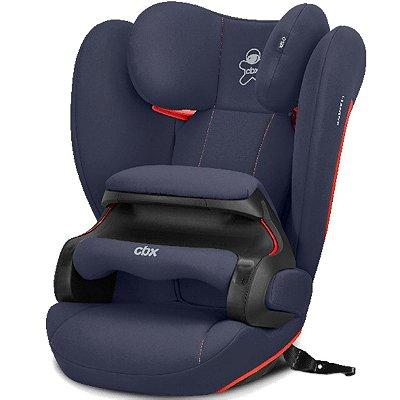 Cadeirinha Para Carro CBX Xelo 9 a 36 Kg Latch Blue Azul