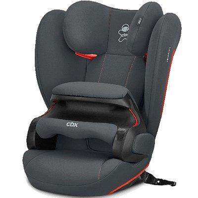 Cadeirinha Para Carro CBX Xelo 9 a 36 Kg Latch Grey Cinza