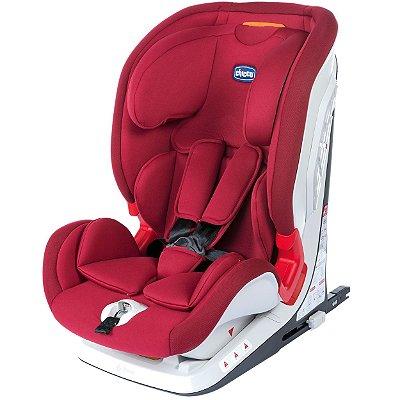 Cadeirinha para Carro Chicco Youniverse Fix 9-36Kg Red