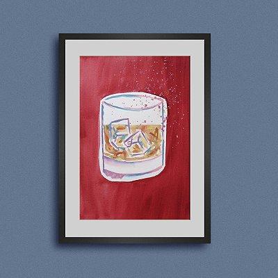 Quadro Red Whisky