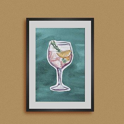 Quadro Gin Tonic
