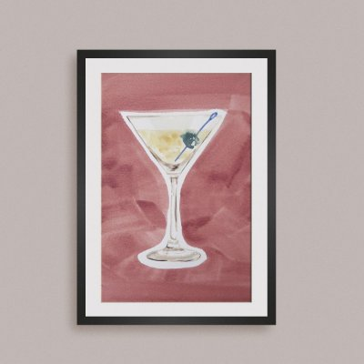 Quadro Pink Martini
