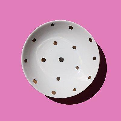 Saladeira Polka Dots