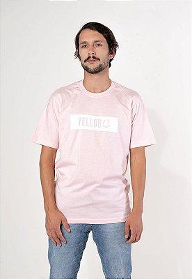 Camiseta Ret Yellou Rosa
