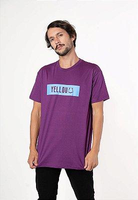 Camiseta Ret Yellou Roxa