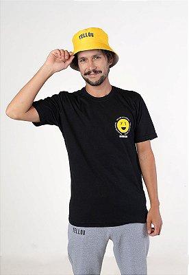 Camiseta Yellou Not Special Preta
