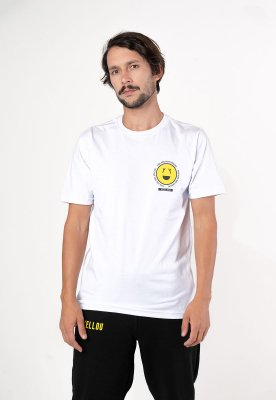 Camiseta Yellou Not Special Branca