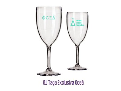 Taça Exclusiva Oceà