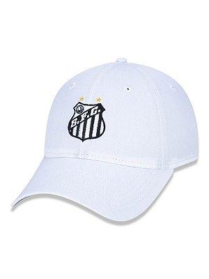 BONÉ OFICIAL DO SANTOS - Branco