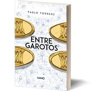 Entre Garotos (livro + marcador)