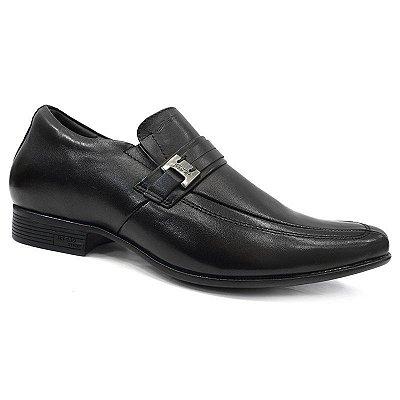 Sapato Social Jotape Air Bag 6,5 cm mais Alto Couro Original Cód 144