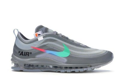Off White x Air Max 97 MENTA