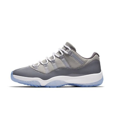 NIKE Air Jordan 11 LOW COOL GREY