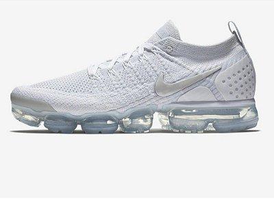 Nike AIR VAPORMAX FLYKNIT CREAM WHITE