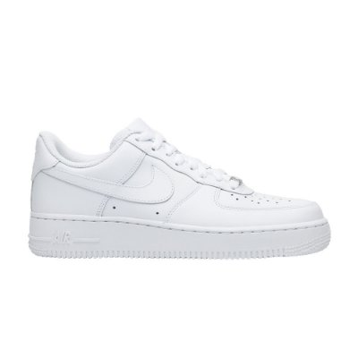 NIKE Air Force 1 triple white