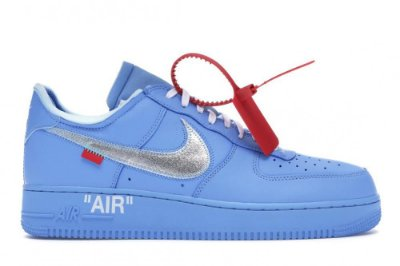 NIKE Air Force 1 Off-White MCA