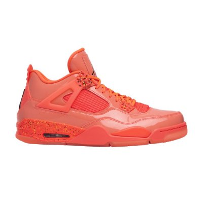 NIKE Air Jordan 4 NRG Retro HOT PUNCH