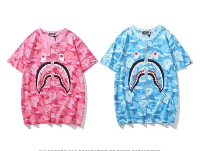 Camiseta Camuflada BAPE