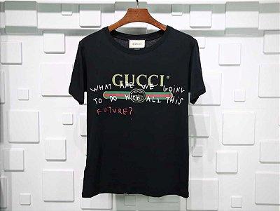 Camiseta GUCCI x COCO CAPTAIN