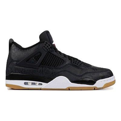 NIKE Air Jordan 4 SE BLACK G