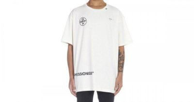Camiseta OFF-WHITE IMPRESSIONISM