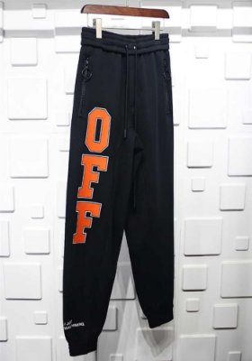 Calça jogger moletom Off-WHITE