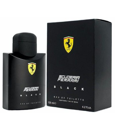 Perfume FERRARI BLACK 100ml