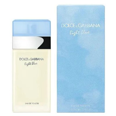 Perfume Light Blue 100ml