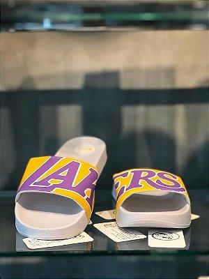 Chinelo Nike Lakers