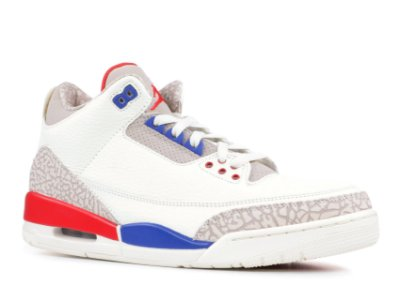 NIKE Air Jordan 3 Charity game