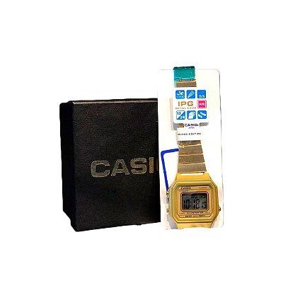 Relógio Casio DOURADO 3454