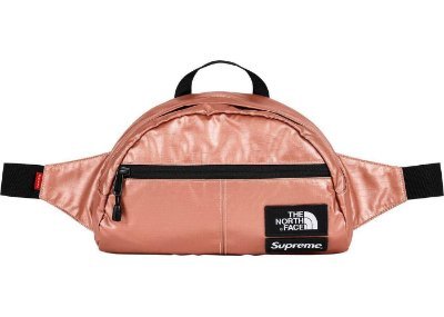 Waist Bag Supreme x The North Face Metallic Bronze