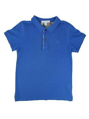 Polo Burberry Azul