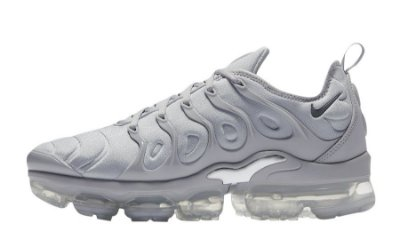 VaporMax Plus Light Gray