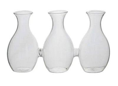 Vaso Trio Vidro