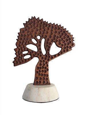 Escultura Mármore Árvore