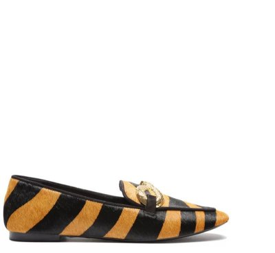 LOAFER ANIMAL PRINT DELUXE