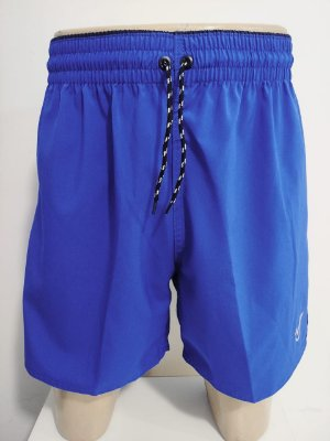 Short Elastano Azul Royal
