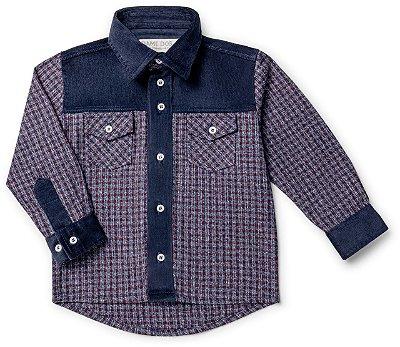 Camisa Xadrez Kent Dame Dos tamanho 1