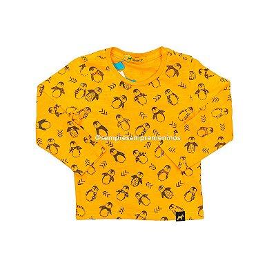 Conjunto Camiseta e Calca Moletom Oliver Tamanho 1