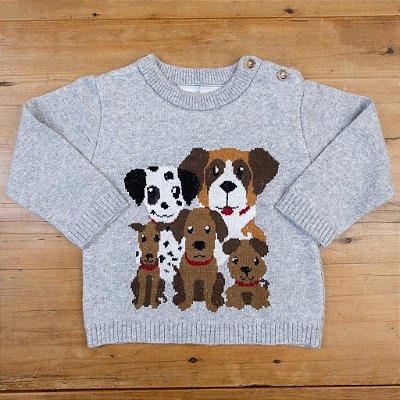 Blusa Cachorros Big Dame Dos Tamanho G