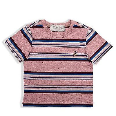 Camiseta Listrada Box Dame Dos Tamanho 2