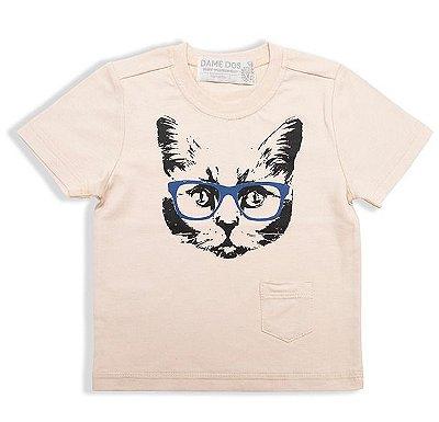 Camiseta Silk Cat Bolso Dame Dos Tamanhos 1/2/3/4/6