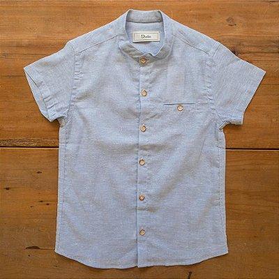 Camisa Bata Linho Dudes Tamanho 6
